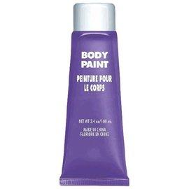 Purple Body Paint