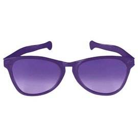 Purple Jumbo Glasses