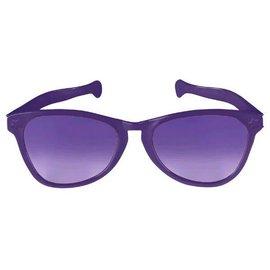 Purple Jumbo Glasses