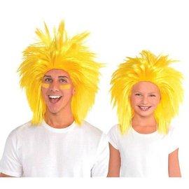 Yellow Crazy Wig