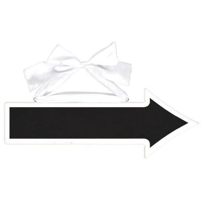 Arrow 2-Sided Chalkboard Sign