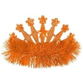 Orange Tiara