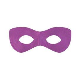 Purple Super Hero Mask