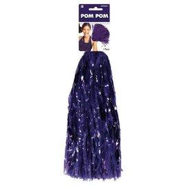 Purple Pom Pom Mix