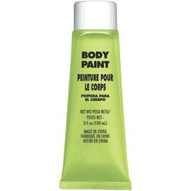 Neon Body Paint Glow-In-The-Dark