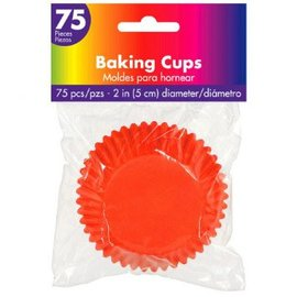 Cupcake Cases - Primary Rainbow Pack 75ct.