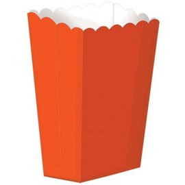 Small Popcorn Box - Orange Peel 5ct.