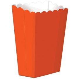 Small Popcorn Box - Orange Peel 5ct.