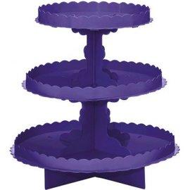 Treat Stand - New Purple