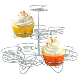 WIRE CUPCAKE STAND