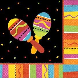 Fiesta Fun Luncheon Napkins-16ct