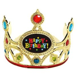 Birthday Brights Crown Tiara