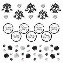 Scroll Value Confetti - Black 1.2oz