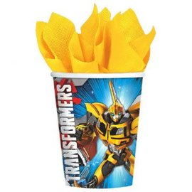 Transformers™ 9 oz. Cups-8ct