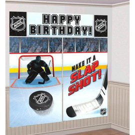 NHL Scene Setter® Wall Decorating Kit