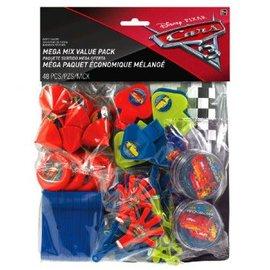 ©DISNEY CARS 3 Mega Mix Value Pack 48ct - Clearance