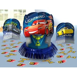 ©DISNEY CARS 3 Table Decorating Kit - Clearance