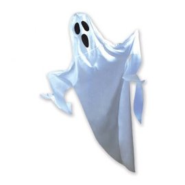 7' Giant Fabric Ghost