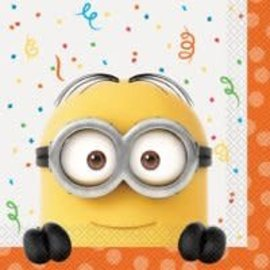 Despicable Me Lunch Napkin 16Ct