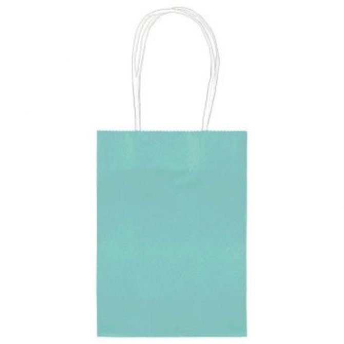 "5"" Kraft Bag - Robins Egg Blue"