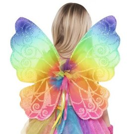Rainbow Fairy Wings-Child