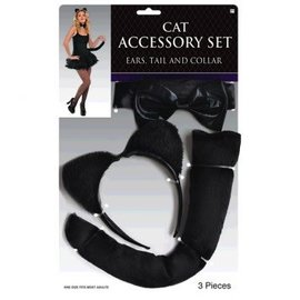 Cat Accessory Set - Adult