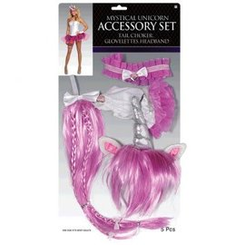 Mystical Unicorn Accessory Set - Adult