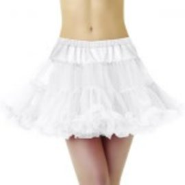 Full Petticoat White ‑ Adult Standard