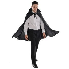 CAPE BLACK - ADULT