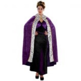 Purple Queen Cape