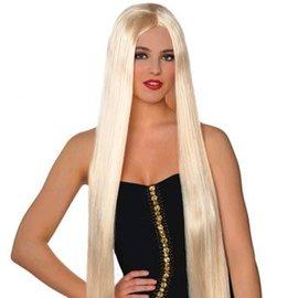 "Lavish Blonde 36"" Wig"