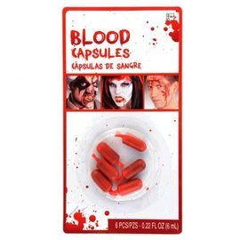Red Blood Capsules