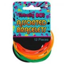80's Jelly Bracelets