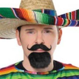 Facial Hair Fiesta Set