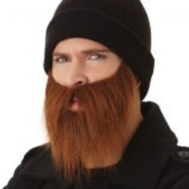 Fearsome Beard/Moustache