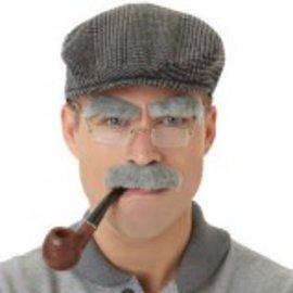 Facial Hair Set Old Man