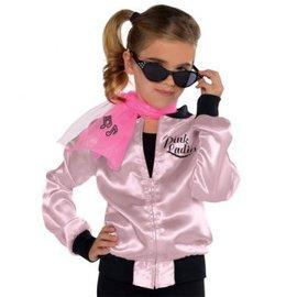 Pink Ladies Jacket - Child Standard (#278)
