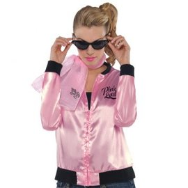 Pink Ladies Jacket - Adult Standard