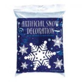 Snow Flurries Plastic Confetti