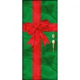 Christmas Foil Door Decoration