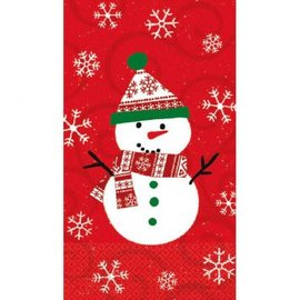 Very Merry Guest Towels-16ct