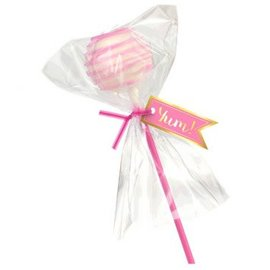 Pink Treat Pop Kit, 24 ct
