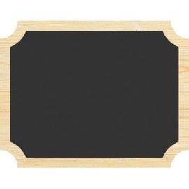 Chalkboard Wood Easel Signs 2ct