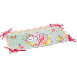Magical Unicorn Paper Tray With Ribbon 2ct.
