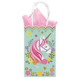 Magical Unicorn Glitter Small Cub Bags 10ct.