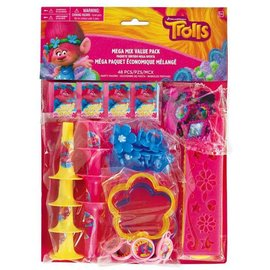 Trolls© Mega Mix Value Pack 48 piece