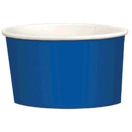Bright Royal Blue Treat Cup 20ct,