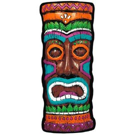 Summer Tiki Vac Form Decoration