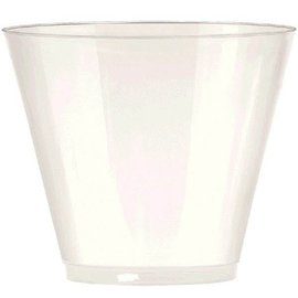 BPP Plastic Cup, 9 oz. - Pearl, 72ct