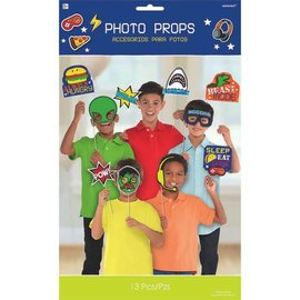 Epic Party Photo Prop Kit